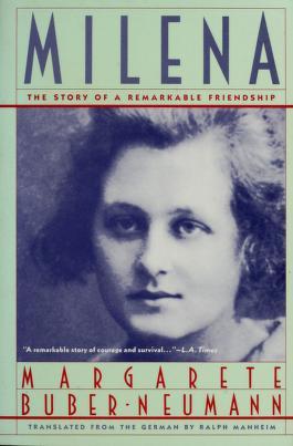 Cover of: Milena | Margarete Buber-Neumann